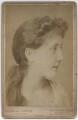 Maude Millett (Mrs Tennant), by Kingsbury & Notcutt - NPG x4177