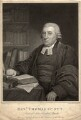 Thomas Scott, by Joseph Collyer the Younger, after  Laurence Joseph Cossé - NPG D10738