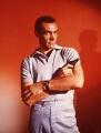Sean Connery as James Bond in 'Dr No', by Bert Cann - NPG x34555