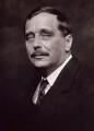 H.G. Wells, by George Charles Beresford - NPG x13208