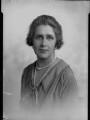 Ruby Carson (née Frewen), Lady Carson, by Lafayette (Lafayette Ltd) - NPG x42307