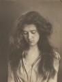 Adelaide Augusta Floyd Passingham, by Eveleen Myers (née Tennant) - NPG Ax36315