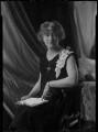 Barbara Helen Seton Arnould (née Dury), by Lafayette - NPG x42582