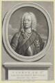 King George II, by Pierre or Peter Tanje, after  John Faber Jr - NPG D10758