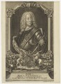 King George II, by Johann Jakob Kleinschmidt, after  Franz Lippold (Lippoldt) - NPG D10759
