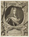 King George II, by Pieter Stevens van Gunst, after  Georg Wilhelm Lafontaine (Fountain, Fontaine) - NPG D10761