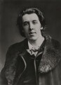 Oscar Wilde, by Elliott & Fry - NPG x82203