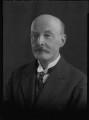 George Brown Burgin, by Lafayette (Lafayette Ltd) - NPG x42962
