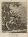 King George II, by Johann Elias Ridinger (Riedinger) - NPG D10763