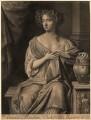 Hortense Mancini, Duchess of Mazarin, by Gerard Valck, after  Sir Peter Lely - NPG D10769