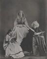 Isabella Herschel; Maria Sophia Hardcastle (née Herschel); Sir John Frederick William Herschel, 1st Bt, by Unknown photographer - NPG x44630