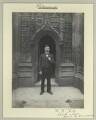 W.H. Fry, by Sir (John) Benjamin Stone - NPG x44676
