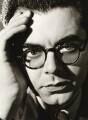 William Lloyd Webber, by Gordon Anthony - NPG x44749