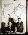 Gerald Tyrwhitt-Wilson, 14th Baron Berners; Gertrude Stein, by Gordon Anthony - NPG x44789