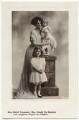 Muriel Beaumont', Lady Du Maurier; Angela Du Maurier; Daphne Du Maurier, by Rita Martin, published by  Aristophot Co Ltd - NPG x44903