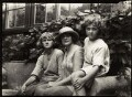 Jeanne Du Maurier; Daphne Du Maurier; 'Muriel Beaumont', Lady Du Maurier, by Ruth Bartlett - NPG x44910