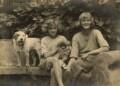 Jeanne Du Maurier; Daphne Du Maurier, by Ruth Bartlett - NPG x44912