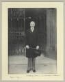 Edward Tennyson Reed, by Sir (John) Benjamin Stone - NPG x44935