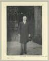 Edward Tennyson Reed, by Sir (John) Benjamin Stone - NPG x44936