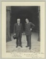 Sir Edwin Pears; Sir Ernest Henry Shackleton, by Sir (John) Benjamin Stone - NPG x44958