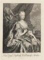 Princess Amelia Sophia Eleanora, after Jacopo Amigoni - NPG D10786