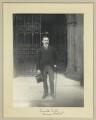 James M. Tuohy, by Sir (John) Benjamin Stone - NPG x44988