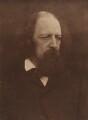 Alfred, Lord Tennyson, by Julia Margaret Cameron - NPG x44992
