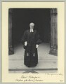 Albert Basil Orme Wilberforce, by Benjamin Stone - NPG x45023
