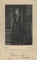 Elizabeth Henrietta (née Kennedy), Countess of Clanwilliam, by Alice Hughes - NPG x45048