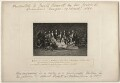 Group including Clarkson Stanfield, Charles Dickens, Wilkie Collins and Augustus Leopold Egg, after Unknown photographer - NPG x45067