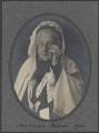 Bessie Parkes, by Marie Leon - NPG x45122