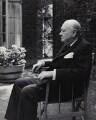 Winston Churchill, by Vivienne - NPG x45175