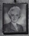 Clementine Ogilvy Spencer-Churchill (née Hozier), Baroness Spencer-Churchill, by Vivienne - NPG x45177