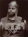 (Thomas Stange Heiss) Oscar Asche as Bolingbroke in 'Richard II', by Lizzie Caswall Smith - NPG x45357