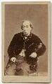 Benjamin Disraeli, Earl of Beaconsfield, by W. & D. Downey - NPG x45467