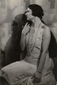 Isabel Jeans, by Dudley Glanfield - NPG x45490