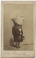 Henry Brougham, 1st Baron Brougham and Vaux, by (George) Herbert Watkins - NPG x45589