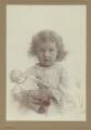 Joan Floyd (née Luke), by Rita Martin - NPG x45682