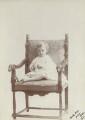 Joan Floyd (née Luke), by Rita Martin - NPG x45683