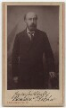 Banister Fletcher, by London Stereoscopic & Photographic Company - NPG x45713