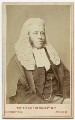 Sir Richard Baggallay, by London Stereoscopic & Photographic Company - NPG x45714