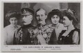 'T.R.H Duke & Duchess of Connaught & Family', published by J. Beagles & Co, after  Lafayette (Lafayette Ltd), and after  Unknown photographers - NPG x45731