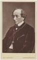 Benjamin Disraeli, Earl of Beaconsfield, by W. & D. Downey - NPG x659