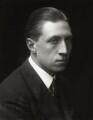 Sir Osbert Sitwell, by Emil Otto ('E.O.') Hoppé - NPG x45789