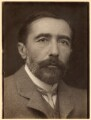 Joseph Conrad, by George Charles Beresford - NPG x6360