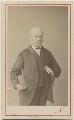 Sir George Scharf, by Nadar (Gaspard Félix Tournachon) - NPG Ax29990