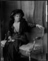 Mary Augusta Ward (née Arnold), by Henry Walter ('H. Walter') Barnett - NPG x46022