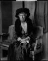 Mary Augusta Ward (née Arnold), by Henry Walter ('H. Walter') Barnett - NPG x46023