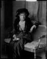 Mary Augusta Ward (née Arnold), by Henry Walter ('H. Walter') Barnett - NPG x46024