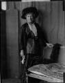 Mary Augusta Ward (née Arnold), by Henry Walter ('H. Walter') Barnett - NPG x46025